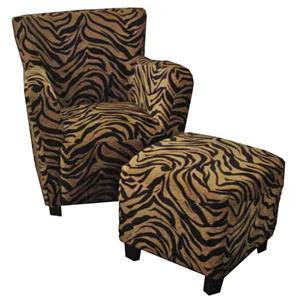 AIF Trading Group 226 Club Chair Accent Chair