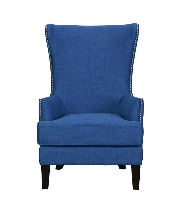 AIF Trading Group 724 Blue Chair - Item Number: 724002