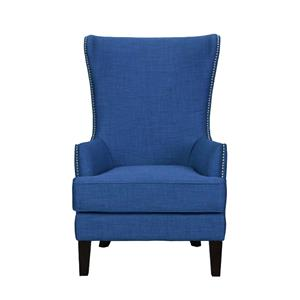 AIF Trading Group 724 Blue Chair
