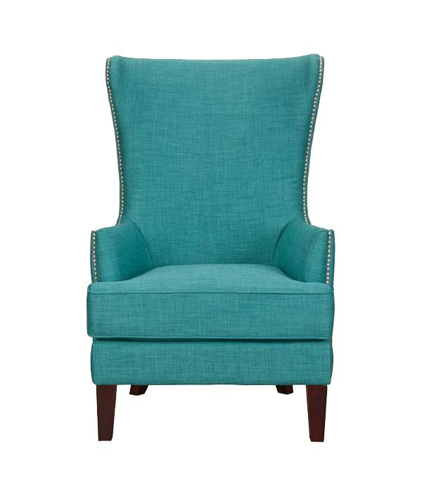 AIF Trading Group 724 Teal Chair - Item Number: 724003