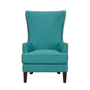 AIF Trading Group 724 Teal Chair