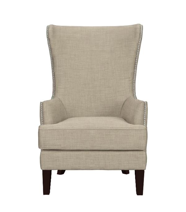 AIF Trading Group 724 Natural Chair - Item Number: 724004