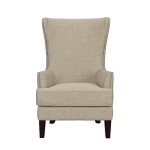 AIF Trading Group 724 Natural Chair