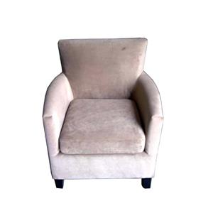 AIF Trading Group Poet Chair Camel Accent Chair