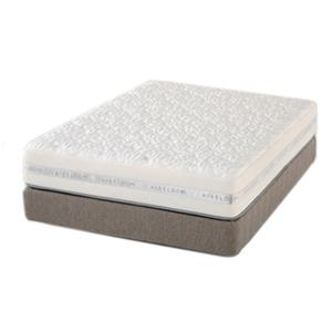 Aireloom Bedding Aspire  Queen Hybrid Medium Firm Mattress Set