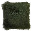 "Stoney Creek Bedding Decorative Cushions Khulan Dark Green 16"" Cushion - Item Number: DEC-KHU-DG-TP-1616"