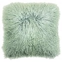"Stoney Creek Bedding Decorative Cushions Khulan Mint 16"" Cushion - Item Number: DEC-KHU-GR-TP-1616"