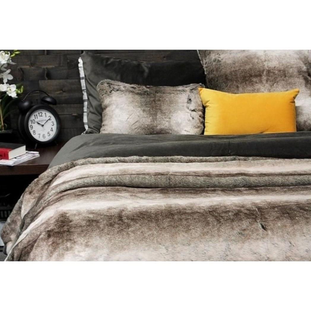 Stoney Creek Bedding Throws Hudson Toss Pillow - Item Number: THW-HUD-EY-TP-2424