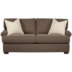 Alan White 347 Casual Sofa with High Quality Spring System