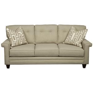 Alan White 37800 Contemporary 3 Seat Sofa