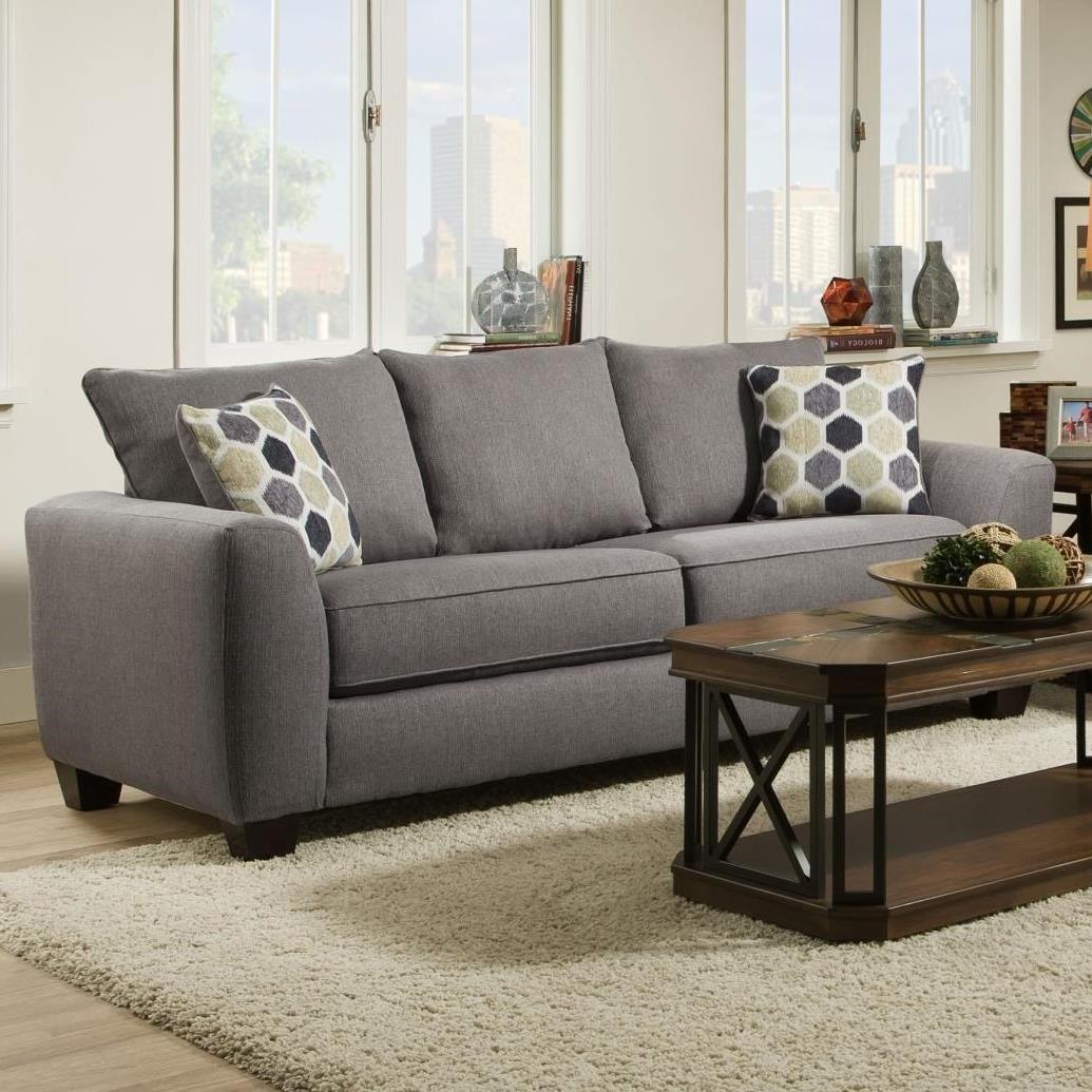 0416 Sofa by Albany at A1 Furniture & Mattress