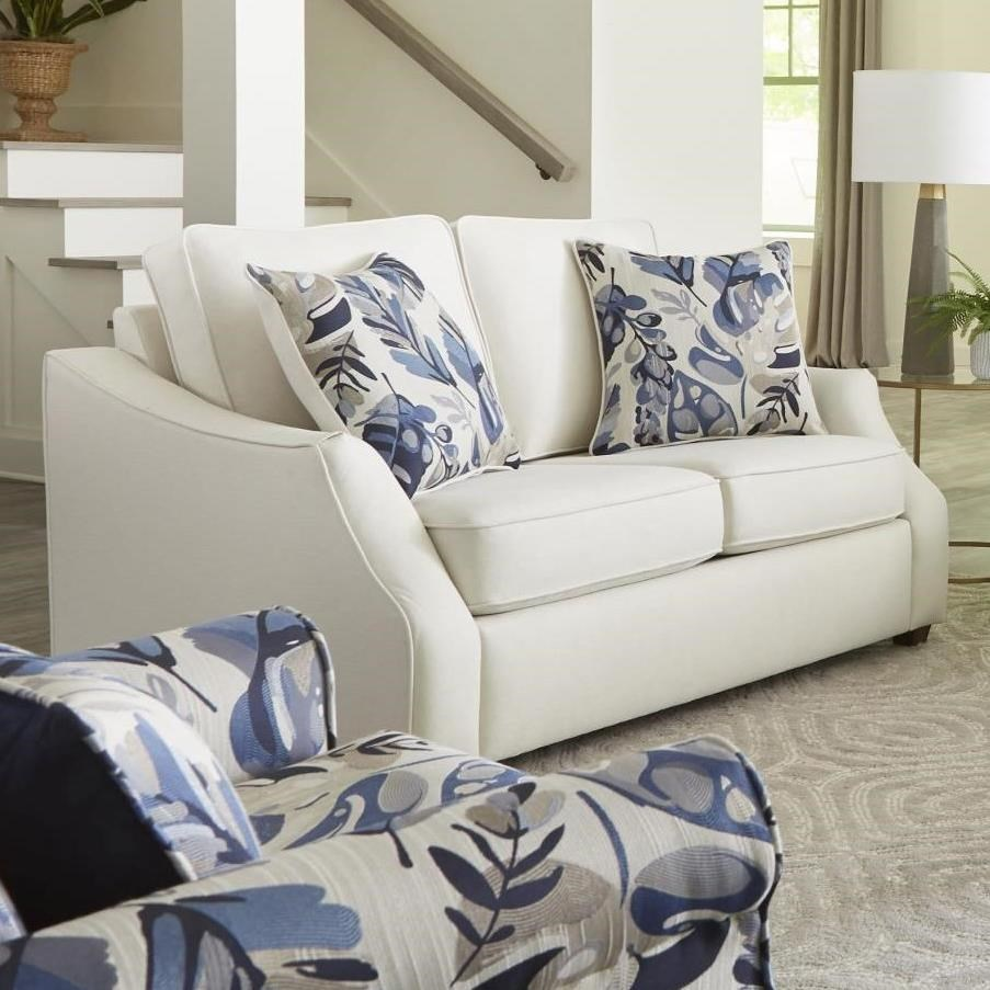 0440 Loveseat by Albany at A1 Furniture & Mattress