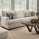 Albany 488 Sofa - Item Number: 0488-00-GENS-Cream