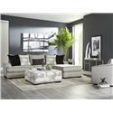 Albany 0688 Two Piece Chaise Sectional - Item Number: 0686