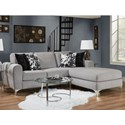 Albany 0776 2 Piece Sectional - Item Number: 0776-2PC-GENS-21512