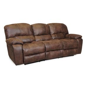 Albany 1750 Casual Reclining Sofa