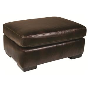 Morris Home Furnishings Dale Dale Ottoman