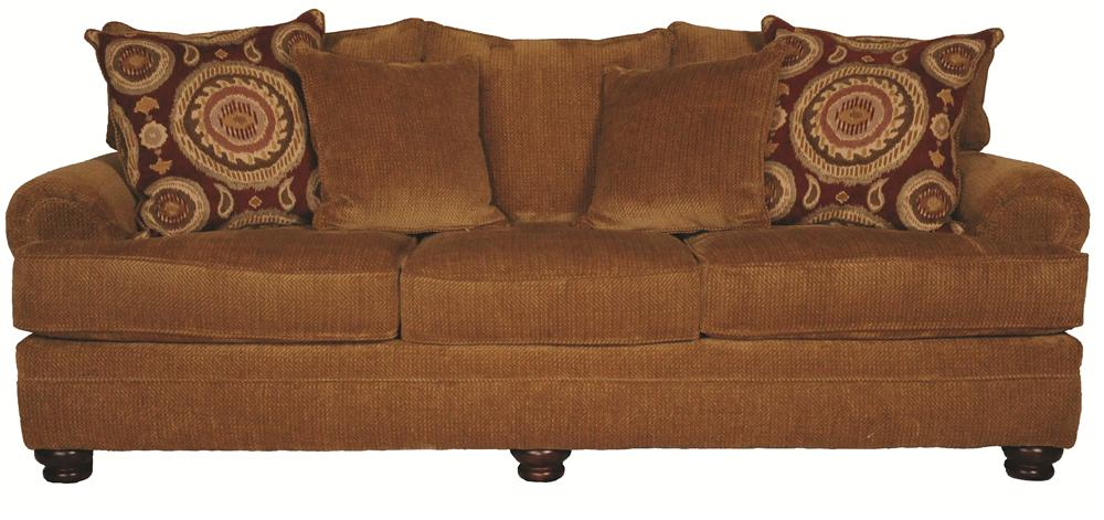 Morris Home Furnishings Wyatt Upholstery Wyatt Sofa - Item Number: 101231627