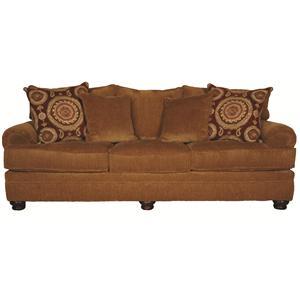 Morris Home Wyatt Upholstery Wyatt Sofa