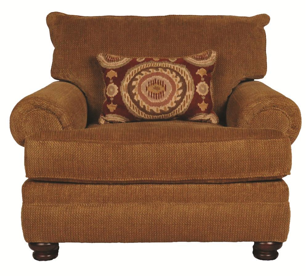 Morris Home Furnishings Wyatt Upholstery Wyatt Chair - Item Number: 109231629