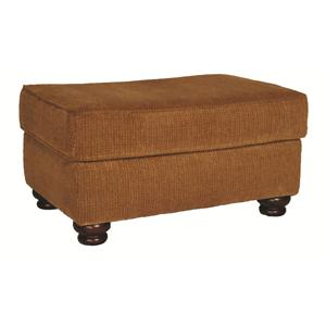 Morris Home Furnishings Wyatt Upholstery Wyatt Ottoman