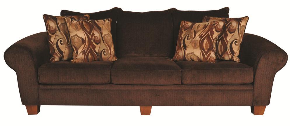 Morris Home Furnishings Matthew Matthew Sofa - Item Number: 101827799