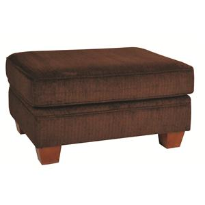Morris Home Furnishings Matthew Matthew Ottoman