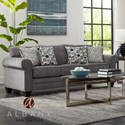 Albany 2214 Sofa - Item Number: 2214-00-GENS-17692