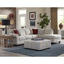 Albany 2214 2 PC Sectional Sofa - Item Number: 2214-2PC-GENS-17212