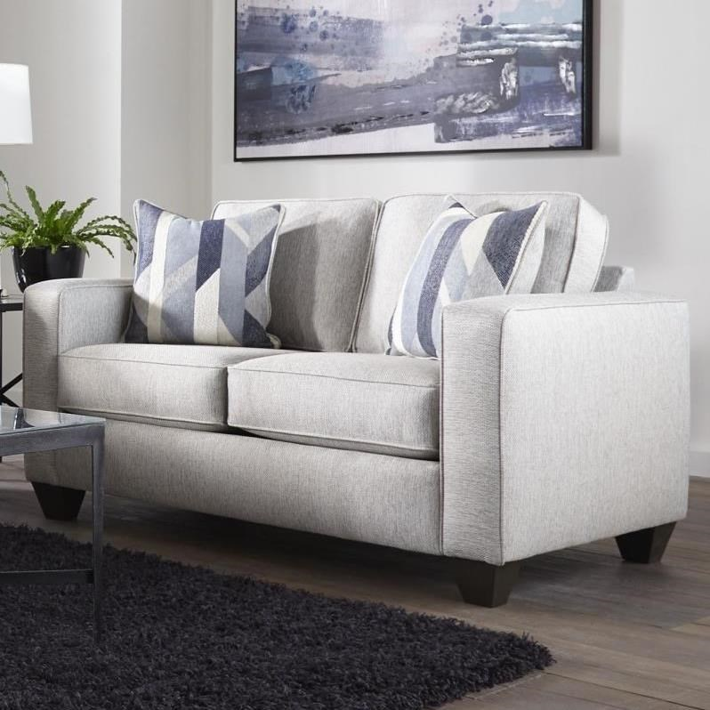 2251 Loveseat by Albany at A1 Furniture & Mattress