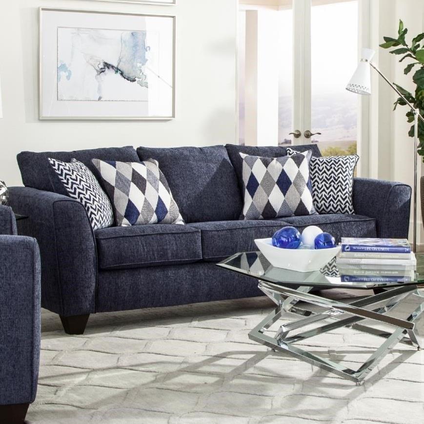 2256 Sofa by Albany at A1 Furniture & Mattress