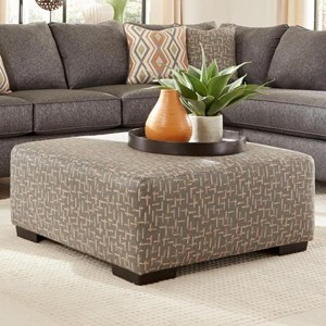 Albany 2256 Square Cocktail Ottoman