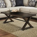 Albany 234 Coffee Table - Item Number: 234COF-DISWAL