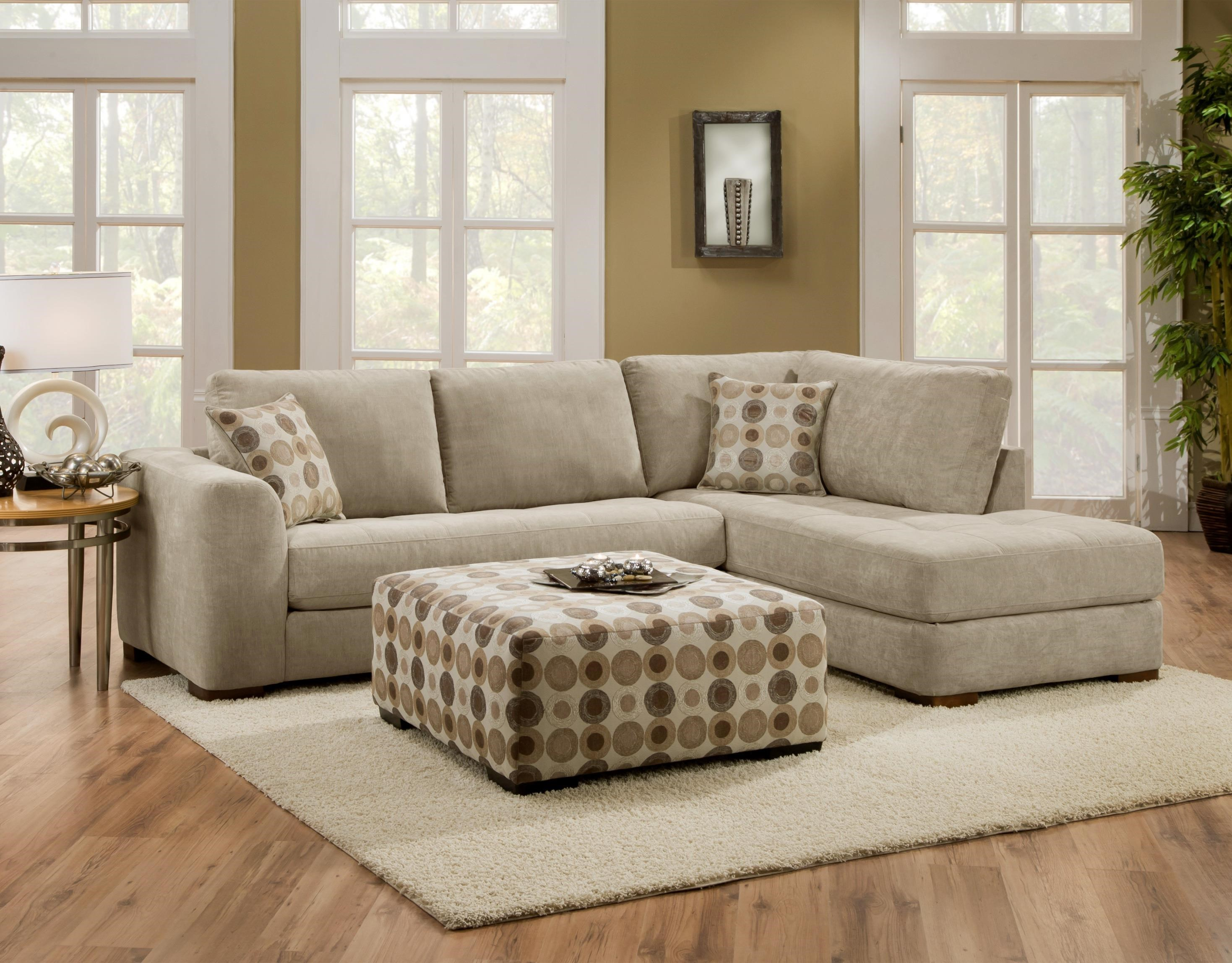 Albany 277 Sectional Sofa - Item Number: 277 Group
