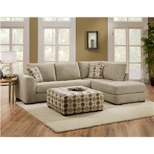 Albany 277 Sectional Sofa