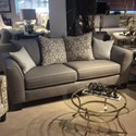 Albany 356 Collection Queen Sleeper Sofa - Item Number: 0356-40-GENS-42570