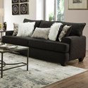 Albany 428 Sofa - Item Number: 0428-00-GENS-17297