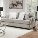 Albany 428 Loveseat - Item Number: 0428-10-GENS-17292