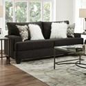 Albany 428 Full Sleeper Sofa - Item Number: 0428-45-GENS-17297