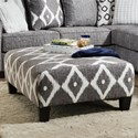 Albany 464 Ottoman - Item Number: 0464-29-GENS-25998