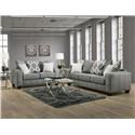 Albany 464 4 Piece Living Room Set - Item Number: 174304647