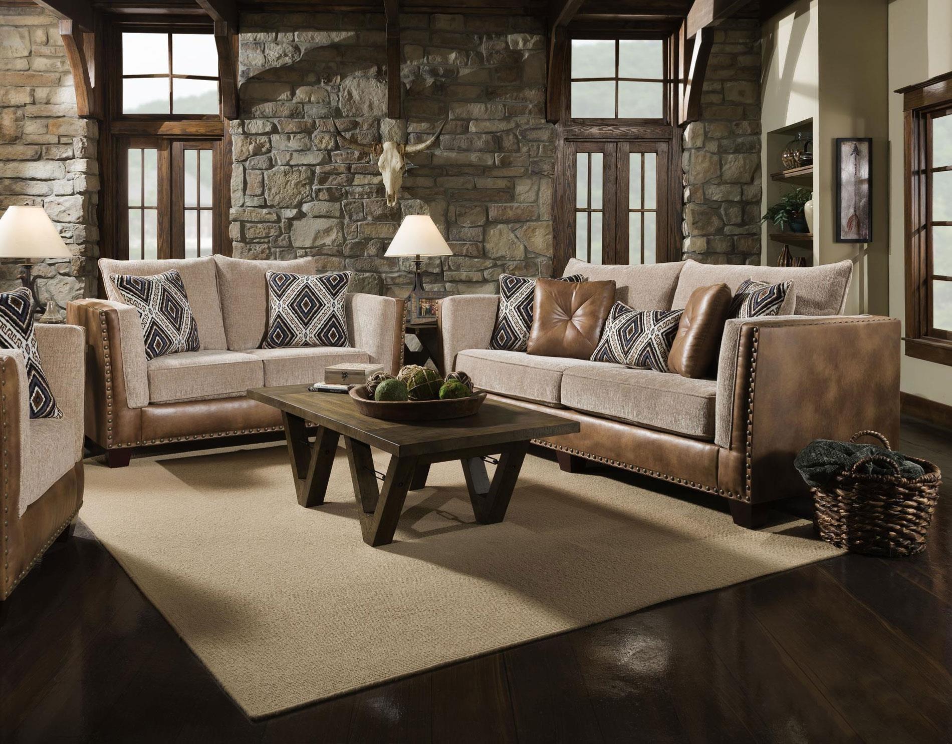 Albany Reflex Cashmere Sofa - Item Number: 774-00-17812-REFLEX-CASHMERE