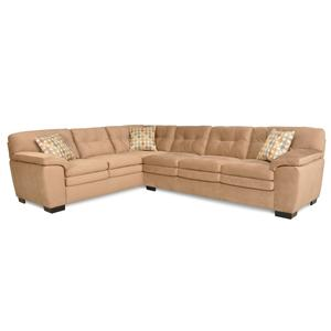 Albany 782 2 Pc Sectional Sofa