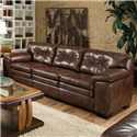 Albany 782 Causal Sofa - Item Number: 782-00-Amarillo Castilla