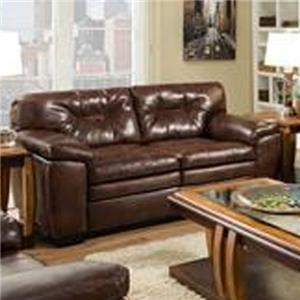 Albany 782 Casual Love Seat