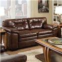 Albany 782 Casual Love Seat - Item Number: 782-10-Amarillo Castilla