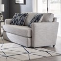 Albany 8355 Upholstered Chair - Item Number: 8355-20-GENS-26212