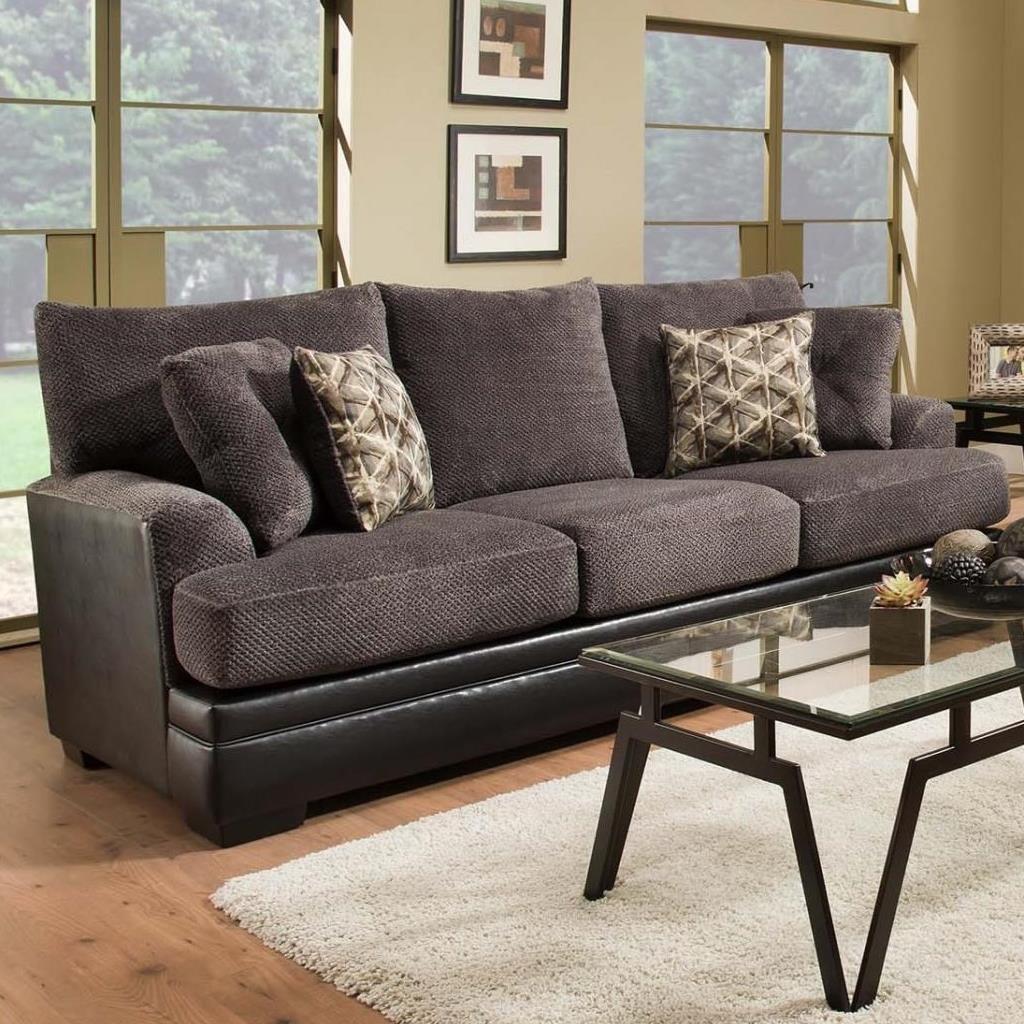 Albany 8640 Sofa - Item Number: 8640-00-GENS-34192