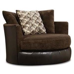 Albany 8640 Swivel Chair