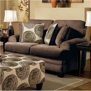 Groovy Albany 8642 Transitional Sectional Sofa With Chaise Ibusinesslaw Wood Chair Design Ideas Ibusinesslaworg